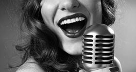 Popový, šansónový, bluesový a jazzový spev